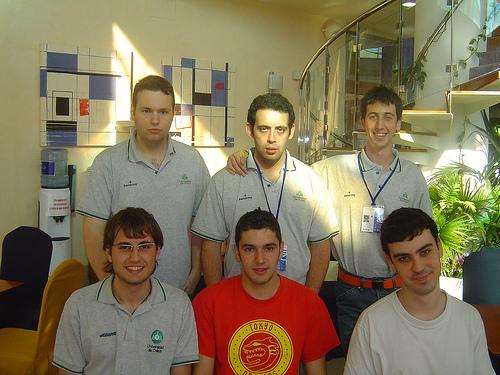 Universidad de Oviedo, Campeonato de España Universitario 2007
