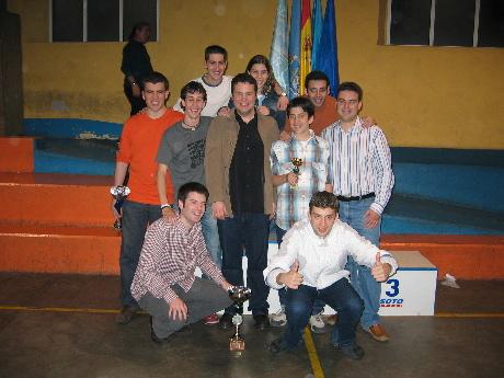 Campeones de Asturias de Blizt 2004/05