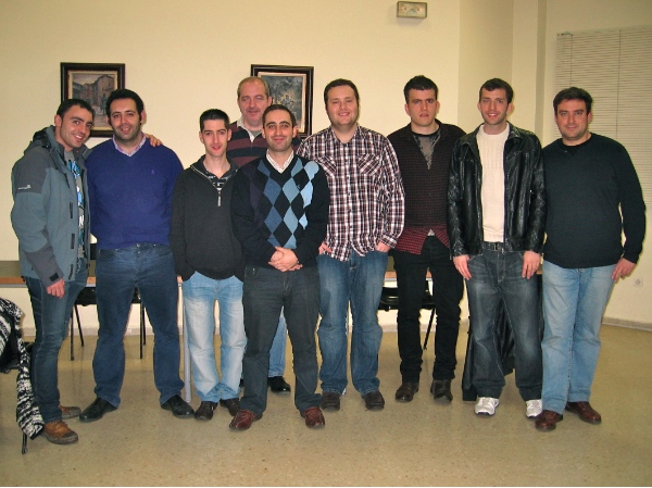 Uni, campeón de Asturias 2012/13